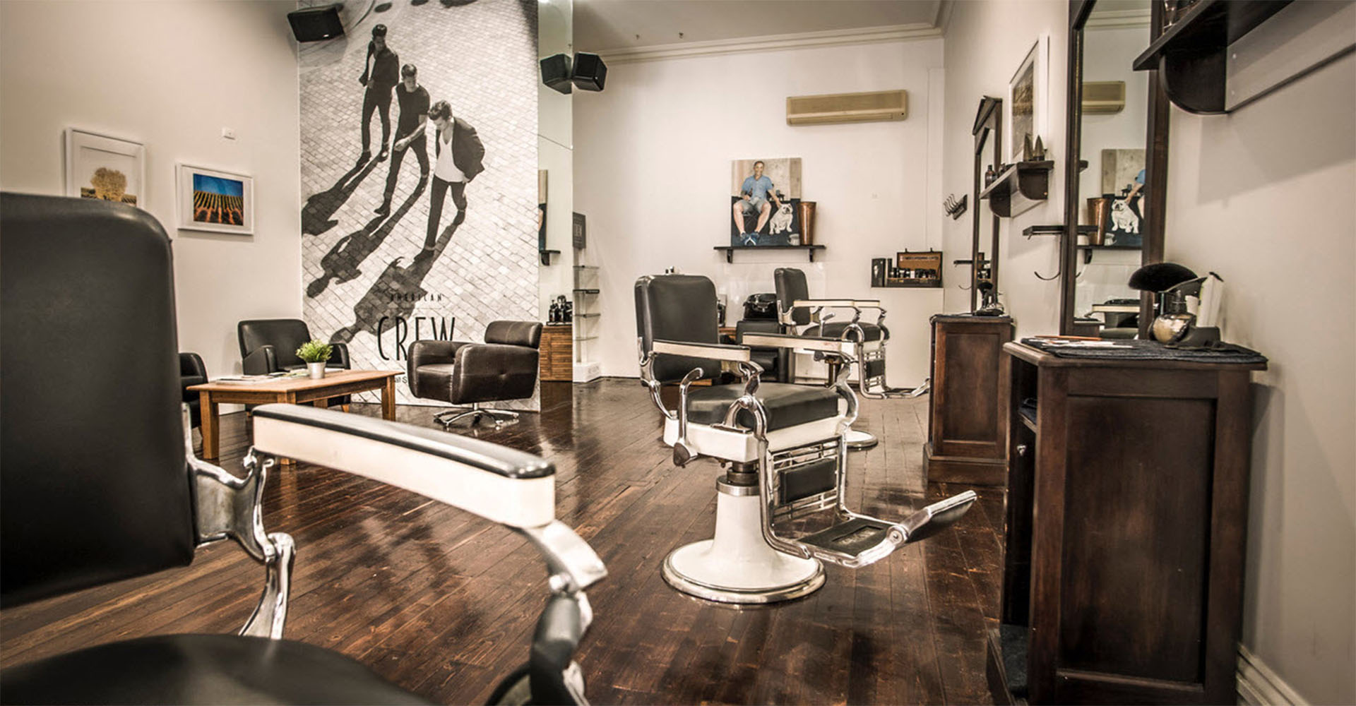 The Mens Room Barber Shop Adelaide